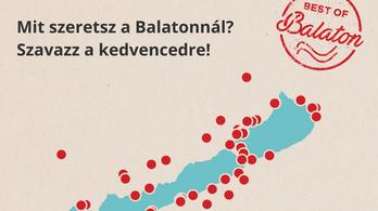 Mit szeret a Balatonnál?
