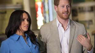 Perrel fenyegeti apja Meghan Markle-t és férjét, Harry herceget