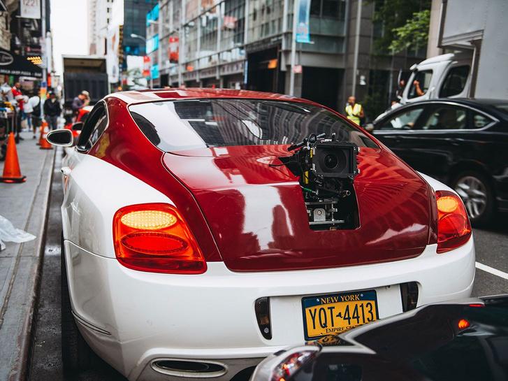 2010 Bentley Continental GT Vorsteiner BR9 Edition. A kamera nem tartozék.