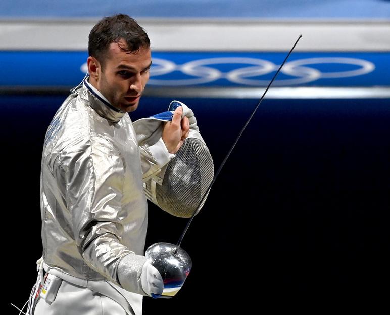 Szilágyi Áron ismét olimpiai döntős!