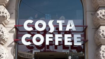 A Costa Coffee bezárta üzleteit Magyarországon