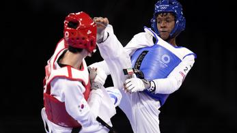 Kikapott a bronzmeccsen, 5. lett az olimpián Salim Omar