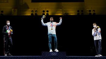 Orbán Viktor gratulált az olimpiai bajnoknak