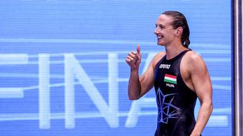 Aranyért úsznak Hosszú Katinkáék, Fucsovics Márton is pályára lép – miattuk is érdemes lesz hajnalban felkelni