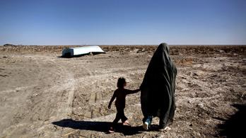 Pokoli indulatok az 50 fokos Iránban