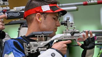 Péni István aranyéremért lőhet az olimpián
