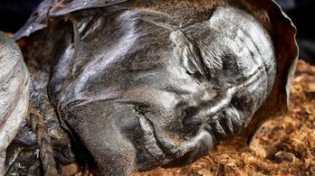 Kiderült, hogy mi volt a vaskori mocsári múmia utolsó vacsorája