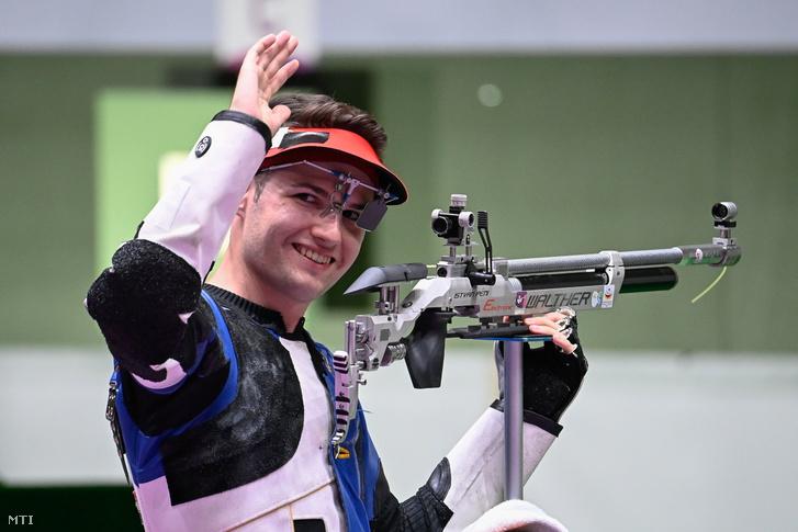 Péni István egyelőre egy olimpiai ötödik hellyel büszkélkedhet