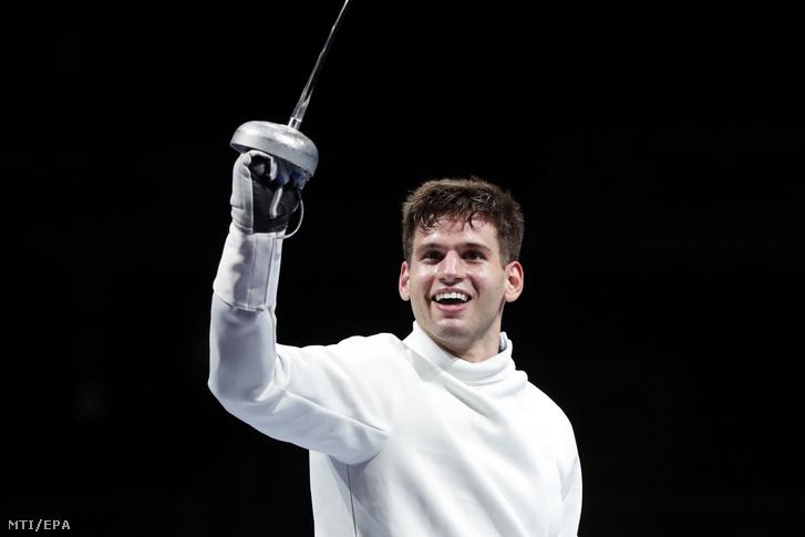Siklósi Gergely olimpiai döntőbe jutott