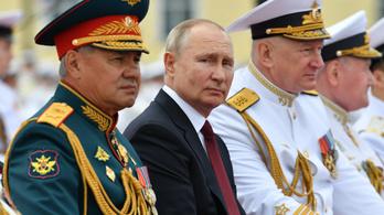 Putyin: az orosz haditengerészet megelőzhetetlen csapásáról beszélt