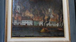 A tabáni tűzvész