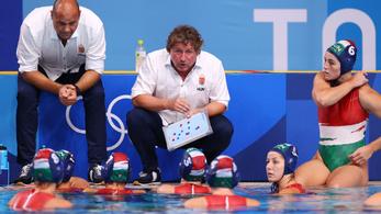 Döntetlennel mutatkoztak be az olimpián női pólósaink