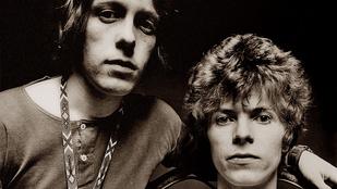 Meghalt John Hutchinson, David Bowie egykori gitárosa
