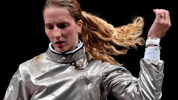 A sérült Márton Anna olimpiai negyedik lett