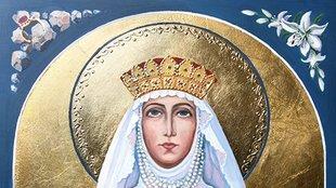 Magyar királylányból Lengyelország védőszentje