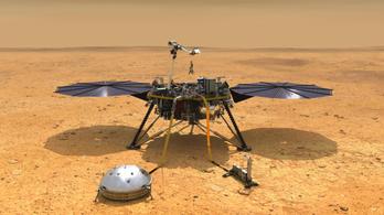 Először sikerült feltérképezni, milyen a Mars belső szerkezete