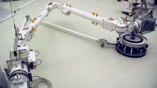 Új európai robotkar a Nemzetközi Űrállomáson