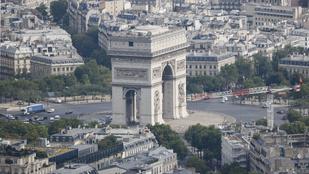 Horrorisztikus lakásárak Párizsban