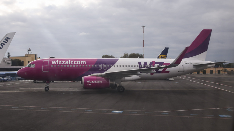 Őrült vakáció: Rómában rekedt a Wizz Air több utasa
