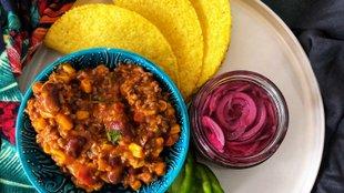 A chilis bab egy rendes háztartás alapja