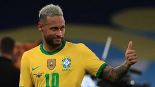 Neymar és a Barcelona megegyezett egymással