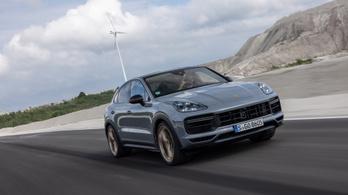 Bemutató: Porsche Cayenne Turbo GT