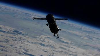 Az óceánba zuhant a Nemzetközi Űrállomásról az orosz modul