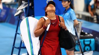 Épphogy meggyújtotta az olimpiai lángot, csomagolhat is Oszaka Naomi