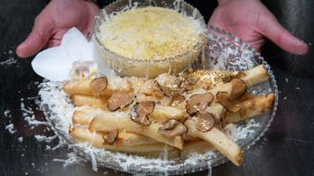 60 ezerbe fáj a világ legdrágább sült krumplija