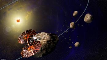 Üzenetet küld a jövőbe a NASA
