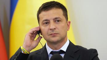 Nyelvtanára szerint Zelenszkij sem beszéli kifogástalanul az ukránt