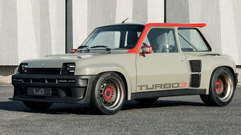 Megmutatták a modernizált Renault legendát