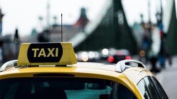 A járvány alatt 30 százalékkal csökkent a taxisok száma