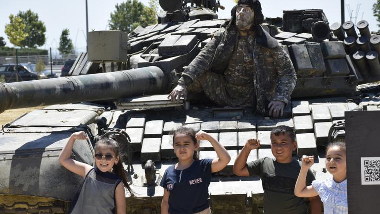 Messze még az azeri-örmény békesség