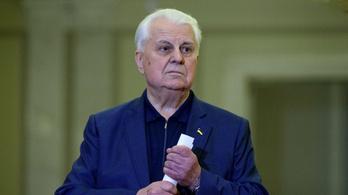 Egy hónapja lélegeztetőgépen van Ukrajna első elnöke