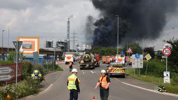 Leverkuseni robbanás: egy ember meghalt, harmincegyen megsérültek