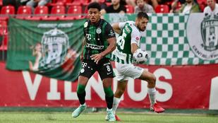 A Ferencváros simán továbbjutott a Bajnokok Ligájában