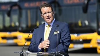 Negyven zöldautóbusz beszerzésére kötött szerződést a Volánbusz