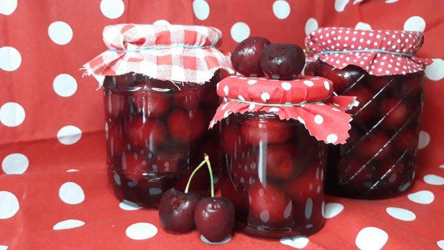 Cseresznyebefőtt - tartósítószer nélkül