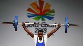 Vádemelés előtt az olimpián eltűnt ugandai súlyemelő