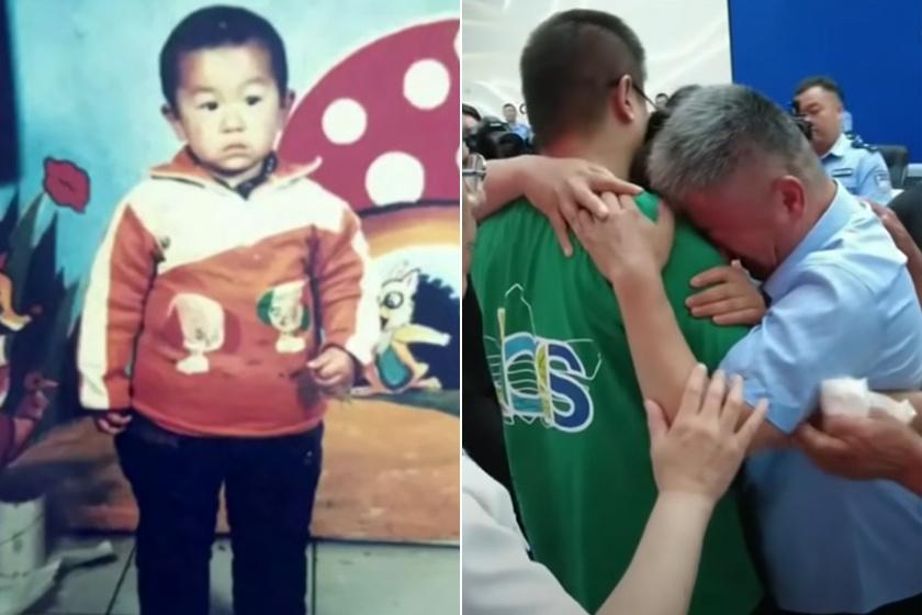 24 év után találkozott újra elrabolt kisfiával az édesapa: félmillió kilométert motorozott, hogy megtalálja gyermekét