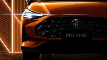 Így néz ki az MG új globális modellje