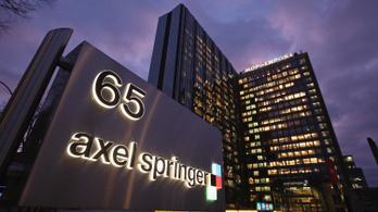 Kivonul az Axel Springer a magyar médiapiacról