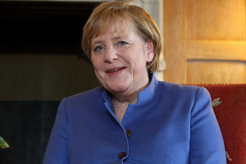 Fotón Angela Merkel berlini otthona: a német kancellár nem a fényűzés híve