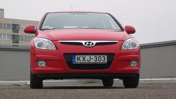 Eszi az olajat a Hyundai i30