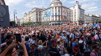 Jobbikosként vonult a Pride-on, most megszólalt az Indexnek