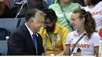 Orbán Viktor megszólalt a Hosszú Katinka-ügyben