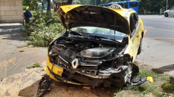Felvágott erekkel ült volán mögé Kispesten, öngyilkosságra készült