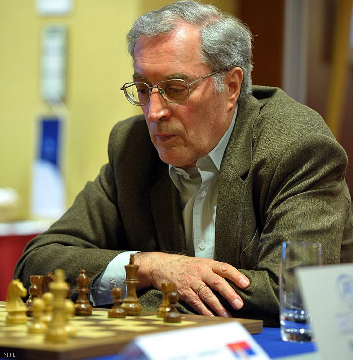 Csom István 2012-ben