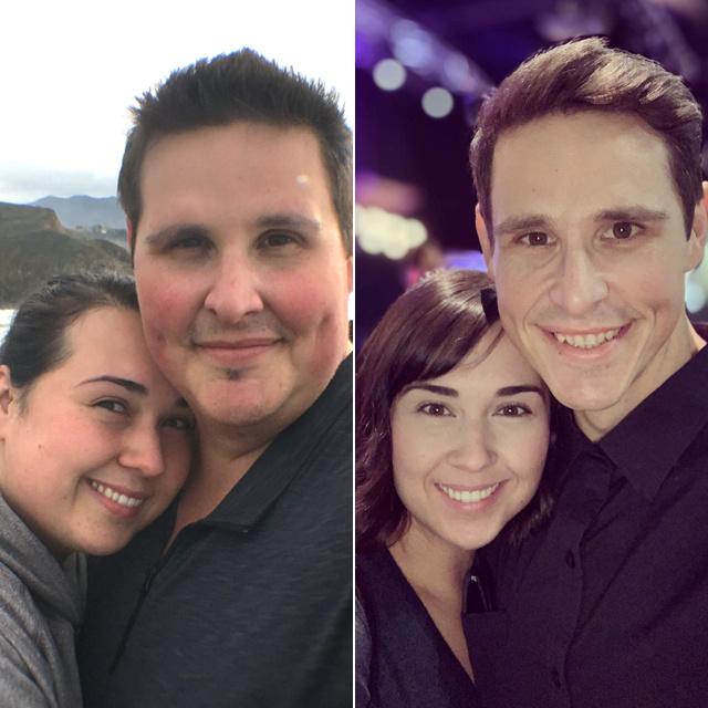 Közel 200 kilót fogyott együtt a házaspár, hogy gyermekük lehessen: 7 évig próbálkoztak mindhiába